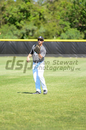 JV Boys Baseball vs Spruce Creek 3-22-18