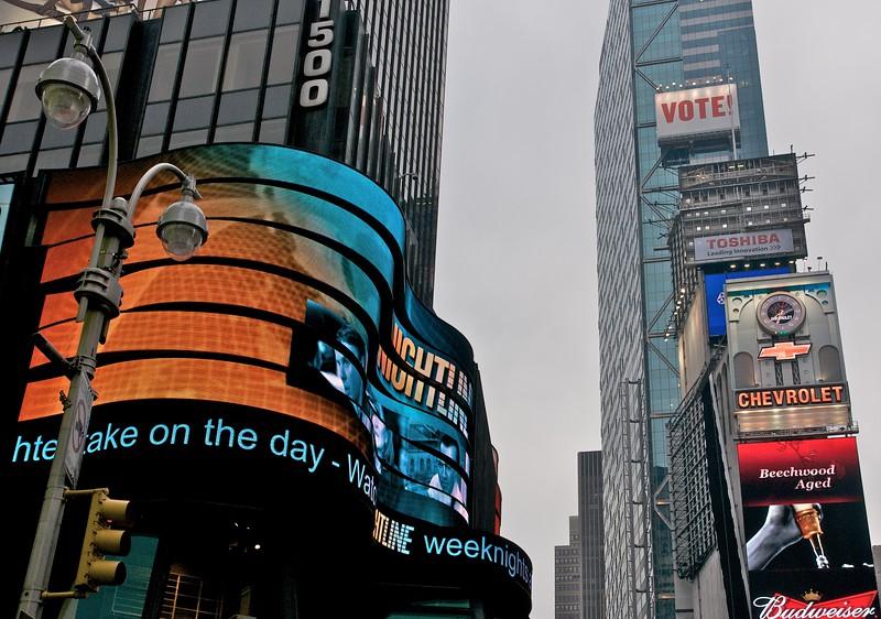 Times Square News