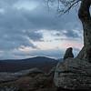Dawn Sky at Hazel Mountain