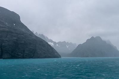 Drygalskiy Fjord, South Georgia Island