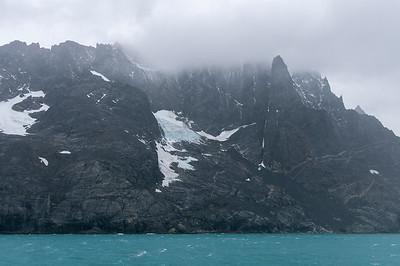 Drygalski Fjord, South Georgia Island