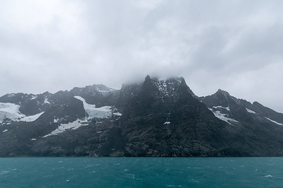 Drygalski Fjord, South Georgia Island