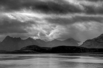 Grytviken in South Georgia Island