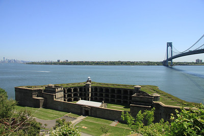 Battery Weed at Fort Wadsworth