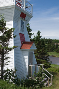 The Warren Cove Front Range light.