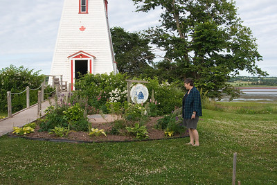 Victoria Seaport Musesum, and the Leard's Range Front Light.