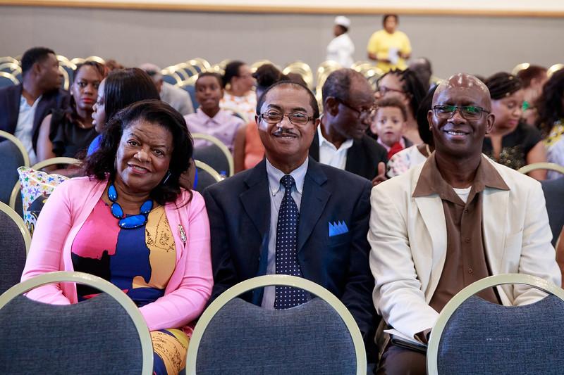 Atlantis Educational Center Pinning Ceremony