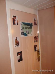 Door decorations.  All photos (C) 2009 Brian M. Westbrook / brianwestbrook.com. For details: photos (AT) brianwestbrook (DOT) com