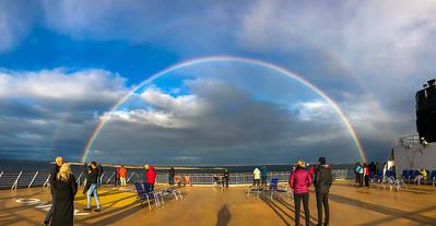 Arctic Rainbow #1