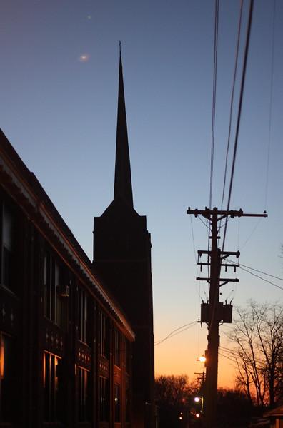 Day 126 - Sunset