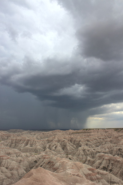 Storm, Panorama Point