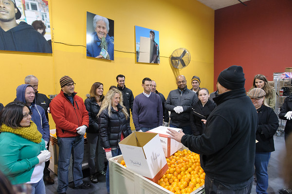Food Bank 2013