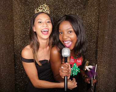 Attadale Rehabilitation Hospital Hollywood Nights Photobooth Photos