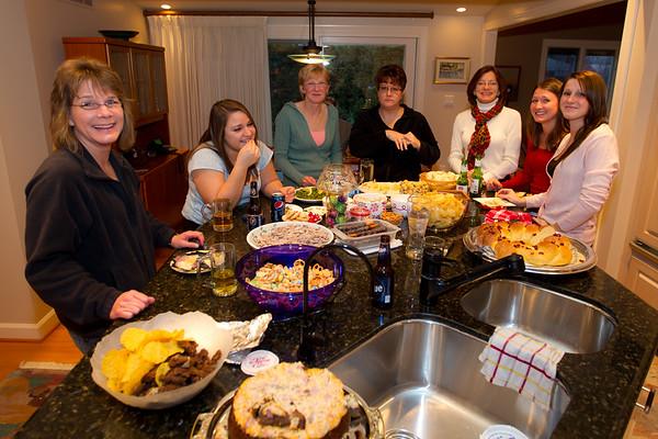 Christmas Eve December 24 2011