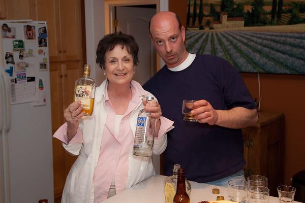 Mary and Scott