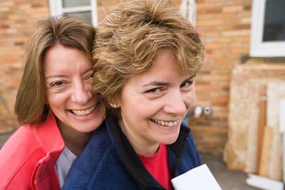 Sisters, Melinda & Pat