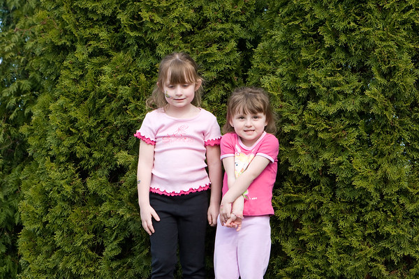 Jenna & Rachel 4/10/2005