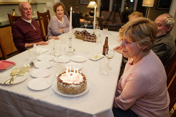 Patricia's Birthday Celebration
