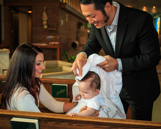 Sullivan Anne's Baptism