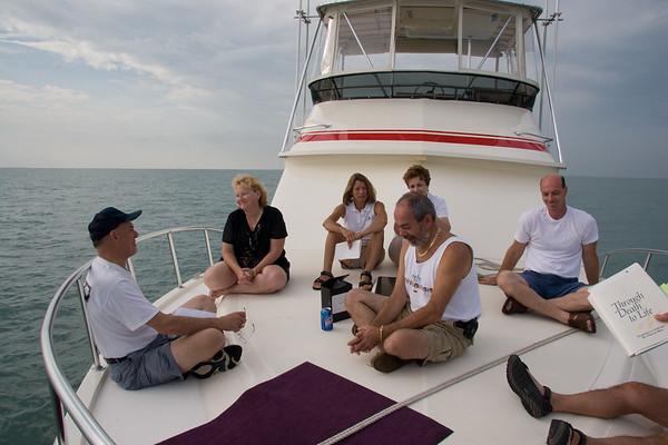 Thelma's Boat trip