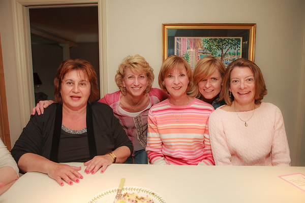 Mary, Nancy Peggy  Paula & Melinda