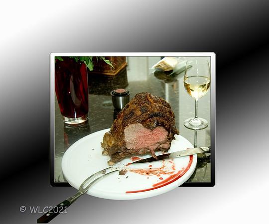 Dinner Jan 22, 2005