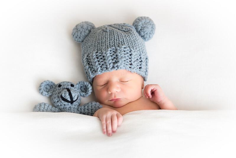 Atticus Newborn Oct 2017