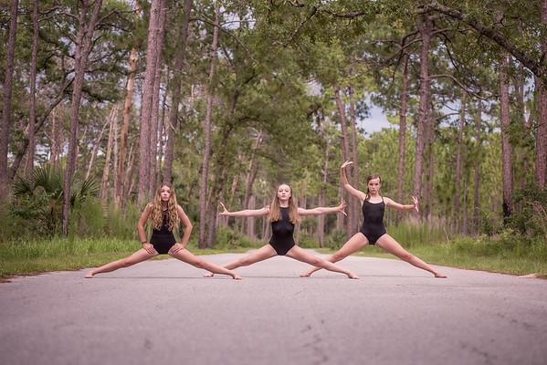 Dancers July 2017