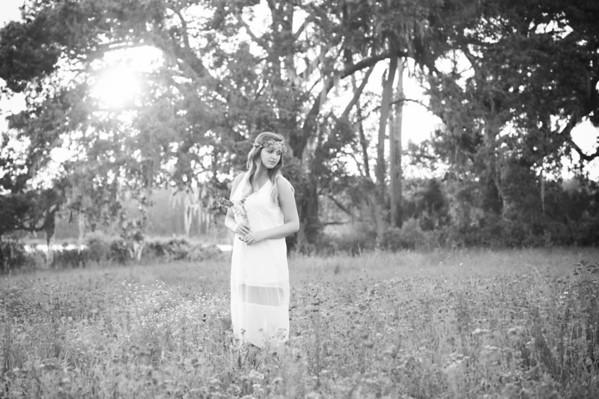 Flower field mini - Erica