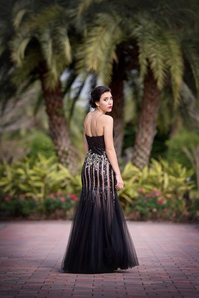 Kelsey's Prom April 2016