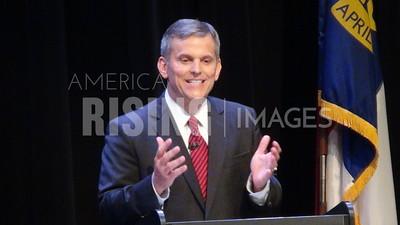 Josh Stein At Attorney General Debate In Asheboro, NC