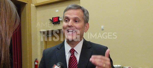 Josh Stein At Attorney General Debate In Asheboro, NC
