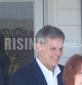 Josh Stein At Harnet County Democrats Headquarters Opening In Lillington, NC