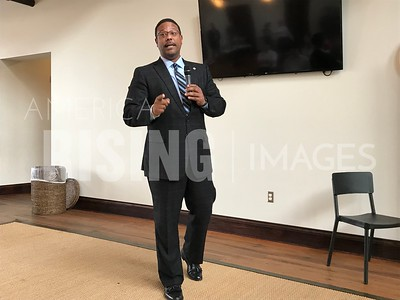 Sean Shaw At Legislative Discussion In Tampa, FL