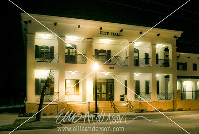 Waveland City Hall 8740