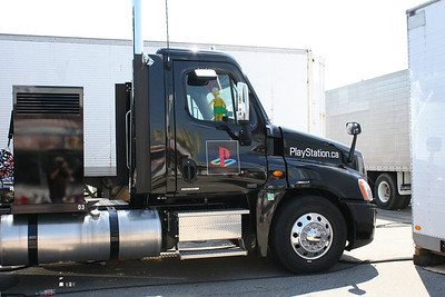 Playstation Truck