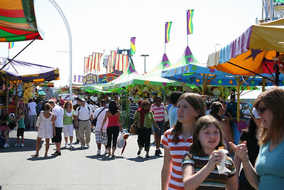 Midway Crowds