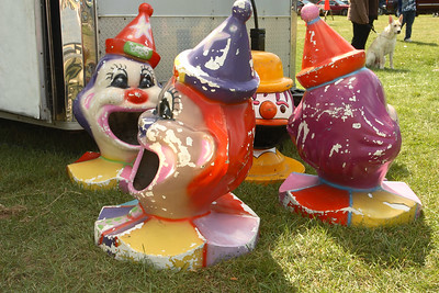 Clown Heads
