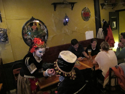 Emerald Inn Halloween Party