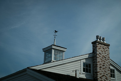 Wind Vane at The Doctor's House