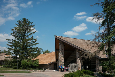 McMichael Gallery Entrance