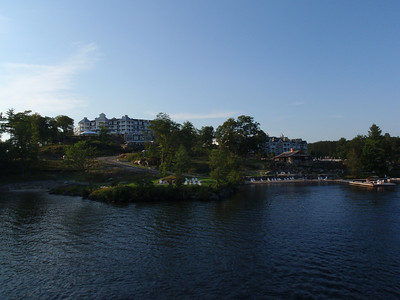 The Rosseau Resort & Spa
