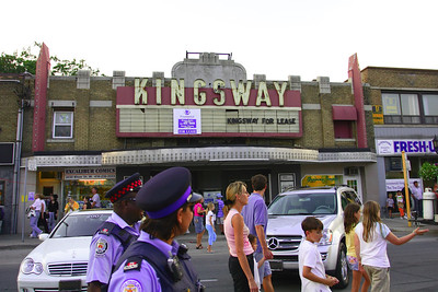 The Kingsway Theatre