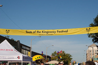 Taste of the Kingsway