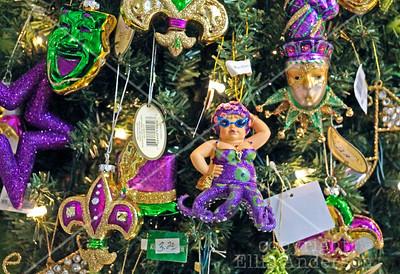 Social Chair ornaments