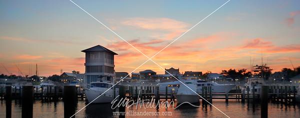 BSL harbor sunset 6926 3