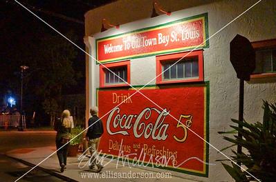 Coke sign BSL 7569