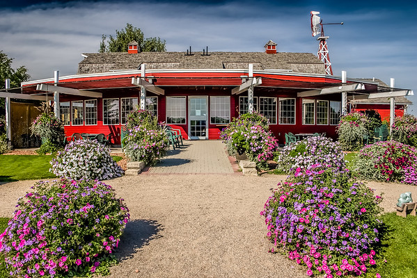 Saskatoon Berry Barn