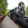 Fort Edmonton Park Train