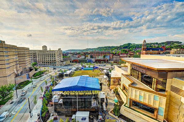Horseshoe Casino Cincinnati photos by David Long